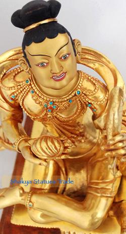 guru tilopa shakya statues trade