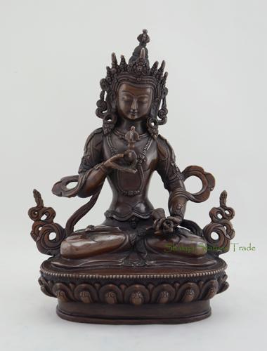 Fine quality quot vajrasattva dorjesempa statue from